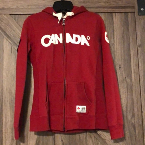 💝2 for 25💝 Canada Olympic Hoodie 🇨🇦